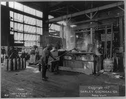 chambre d h e reims working in the oakley chemical co york munitions