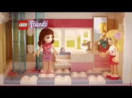toysrus présente lego friends la villa 3315 youtube