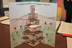 hands on bible teacher tower of babel