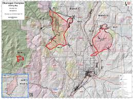 Wildfire News Eastern Washington by 3 Firefighters Killed 4 Injured In Fast Shifting Wildfire Near