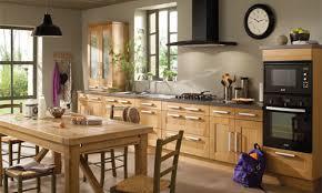 decoration de cuisine en bois catchy deco pour cuisine en bois id es salle de bain ou autre photo