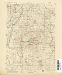 Portland County Map by Oregon County Map