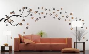Beautiful Living Room Wall Decor Wall Décor Stickers Will Change Your House Interior Design Ideas