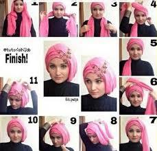 tutorial jilbab ala ivan gunawan 18 youtube tutorial hijab pashmina wisuda tutorial hijab terbaru