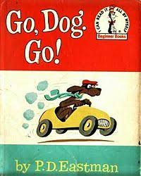 by p d top 100 picture books 28 go dog go by p d eastman