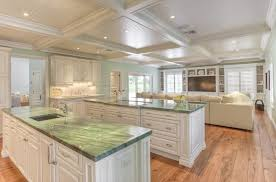 Basket Weave Kitchen Backsplash by Miami Quartzite Countertops Mode Kitchen Traditional With Light