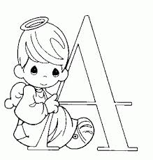 precious moments alphabet coloring pages coloring pages online