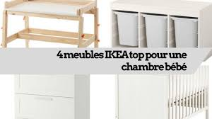 meubles ikea chambre 4 meubles ikea top pour une chambre bébé monpremierbebe fr