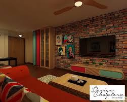 home design for 4 room example hdb retro archives interior design singapore