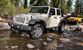jeep wrangler unlimited 2012 jeep wrangler unlimited rubicon test review car and driver