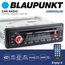 Cd Player With Usb Port For Cars 1 Din Car Audio In Dash Cd Players With Usb Input Ebay