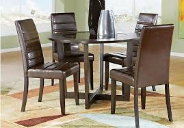 Rooms To Go Dining Table Sets by Shop For A Mabry Brown 5 Pc Dining Room At Rooms To Go Find