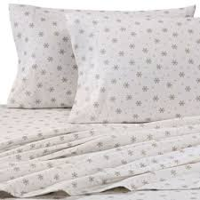 Bed Bath And Beyond Flannel Sheets Buy Snowflake Sheets From Bed Bath U0026 Beyond