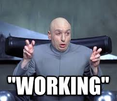 Working From Home Meme - of our office said theyre working from home today due to the snow