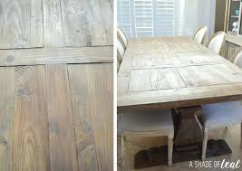 round rustic dining table modern rustic dining table in home diy room chairs gunfodder com