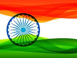 Image Indian Flag Download Flag Of India Ppt Backgrounds Blue Flag Green Orange