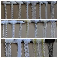 aliexpress buy 10 yards 9 1m lot cotton polyester lace