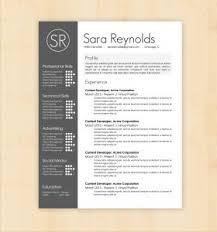 great examples of creative cv resume design creative good resume