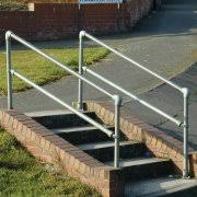 External Handrails Handrail And Components F H Brundle