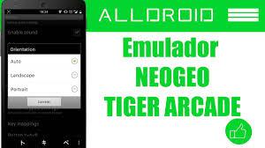 tiger arcade emulator apk android neo geo mame tiger arcade