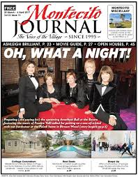 oh what a night by santa barbara sentinel issuu