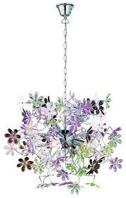 Flower Pendant Light Buy Trio Flower Pendant Light Chrome Dmlights Com