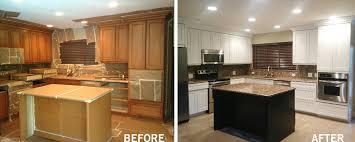 Kitchen Cabinet Restaining by Attractive Refinish Kitchen Cabinets Refinish Kitchen Cabinets