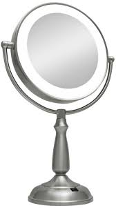 black touch control lighted makeup mirror amazon com zadro 10x 1x next generation ultra bright led lighted