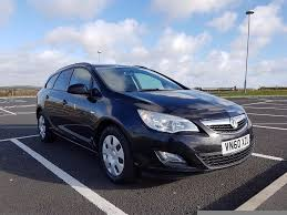 2011 vauxhall astra j exclusiv cdti ecoflex estate 1 7 manual 110
