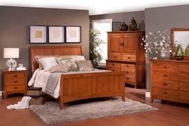 Mission Style Home Office Furniture by Mission Style Bedroom Furniture Cherry Centerfieldbar Com