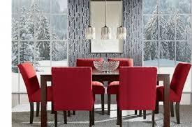 red dining room chairs designcorner