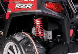 amazon com peg perego rzr polaris red ranger toys u0026 games