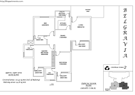 Central Park Floor Plan by Central Park Ii Belgravia Resort Residences Apartments In Sector