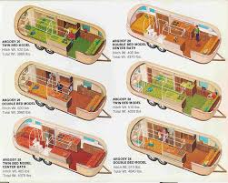 airstream trailer floorplans land yacht floorplan viewrvs com 1976 argosy 26 28