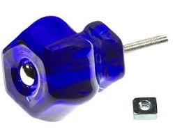 colored glass cabinet knobs dark blue cobalt blue glass cabinet knobs made from the finest