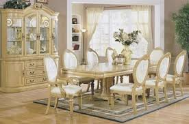 white formal dining room sets gen4congress throughout antique