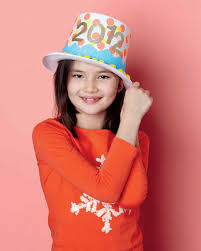 new year u0027s hats martha stewart