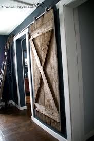 Bathroom Doors Ideas Hanging Barn Doors Diy Barn Decorations