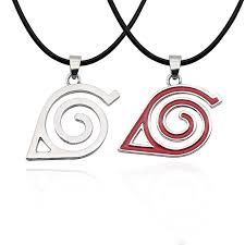 naruto pendant necklace images Naruto konoha pendant necklace free shipping worldwide jpg