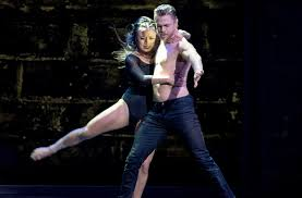 will derek hough to with the
