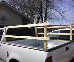 homemade truck bed truck side rails for under 20 4 steps with pictures