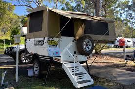 offroad travel trailers nissan patrol gu und ultimate off road trailer