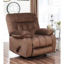 stratolounger calais oversized chocolate recliner at big lots