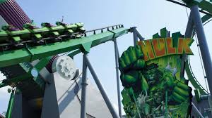 halloween horror nights rides the hulk coaster about to have a complete makeover