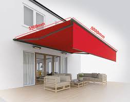 Drop Down Awnings Retractable Awnings Example Prices Samson Awnings