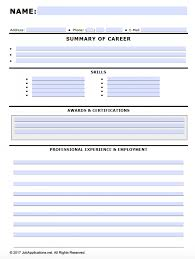 Taco Bell Resume Sample by Free Fillable Job Application Forms In Adobe Pdf And Ms Word