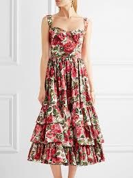 online get cheap red skater dress with collar aliexpress com