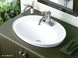 kohler bryant bathroom sink kohler drop in bathroom sink drop in bathroom sink kitchen drop in
