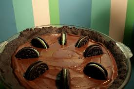 mint oreo chocolate pudding pie 8 steps with pictures