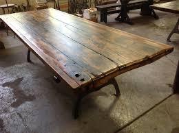 barn door dining table elegant barn door table top traditional dining tables home design
